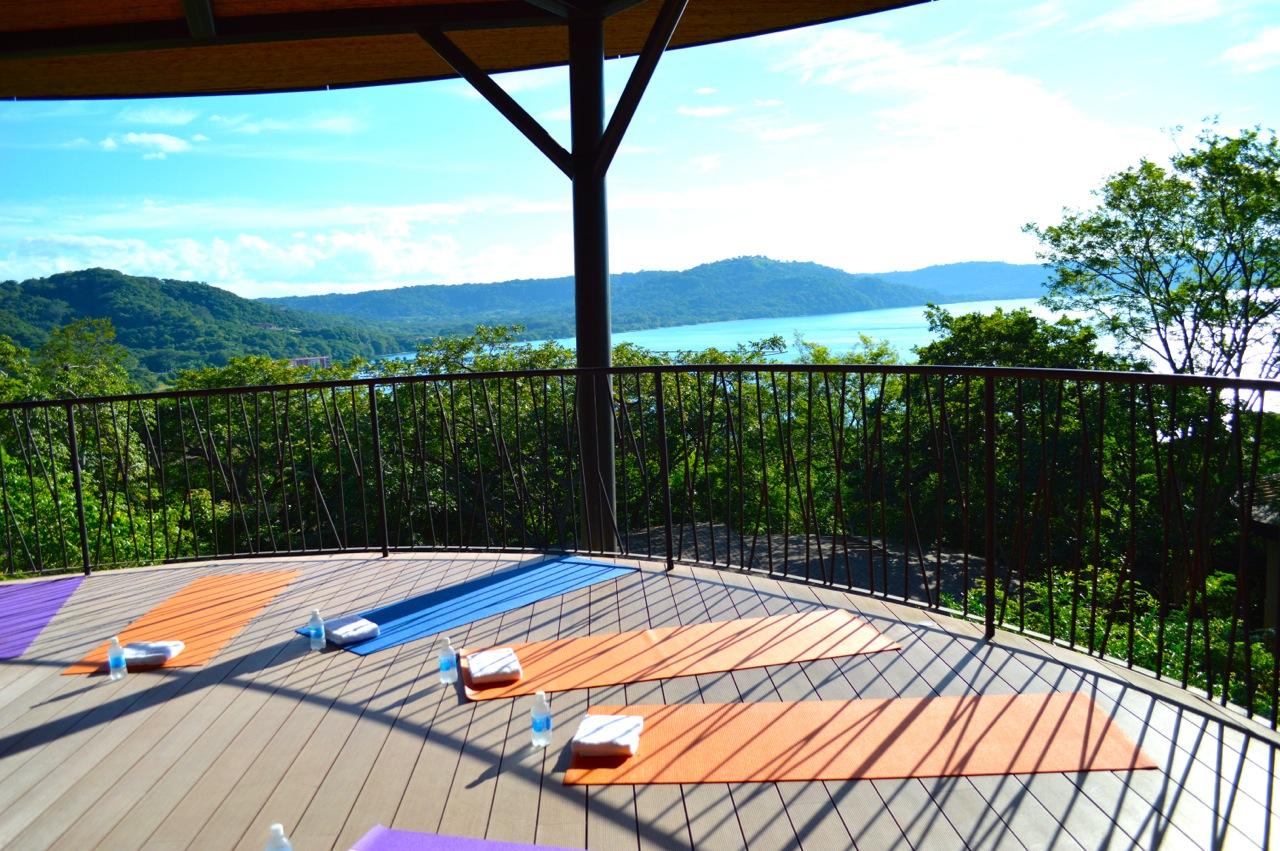 Yoga Studio Andaz Resort