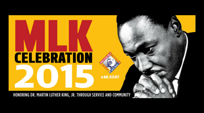 Free Atlanta MLK Day Weekend Activities 2015