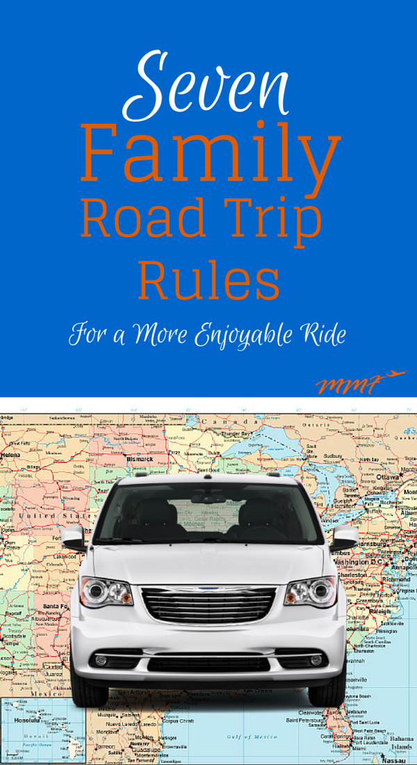 Seven Family Road Trip Rule