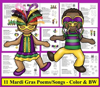 Mardi Gras At Home Recipes and Crafts