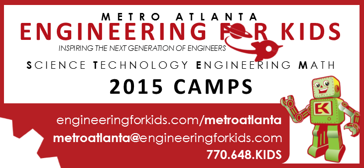 Engineering for Kids Spring Break Camps