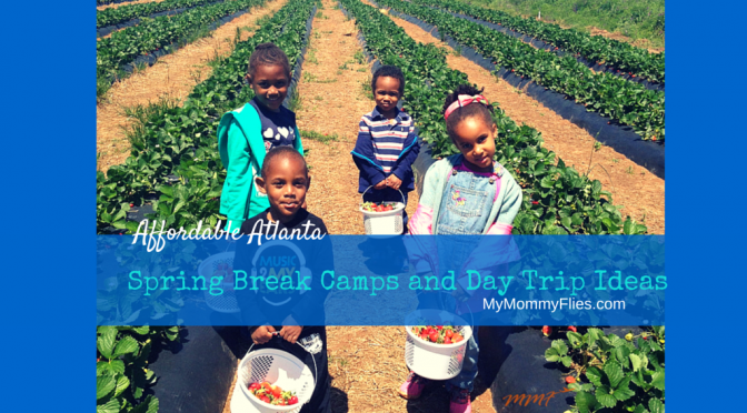 Affordable Atlanta Spring Break Camps