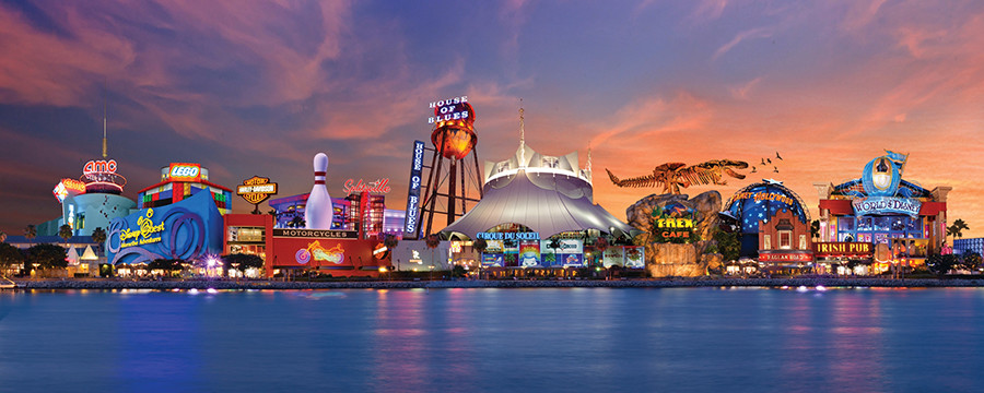 Downtown Disney Review