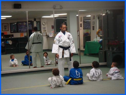 Tony Youngs Karate Spring Break Camp