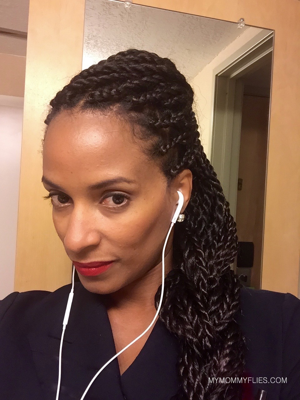 15 Easy Senegalese Twists Hair Styles for Travel
