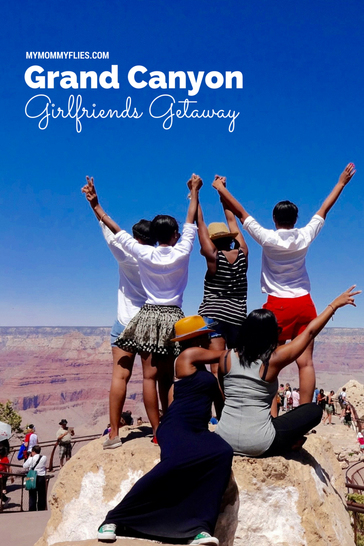 Grand Canyon Girlfriends Getaway