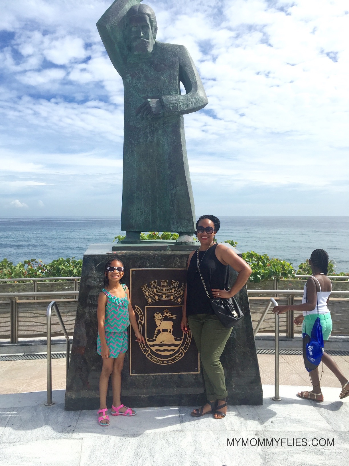 Mommy and Me Getaway to San Juan Puerto Rico