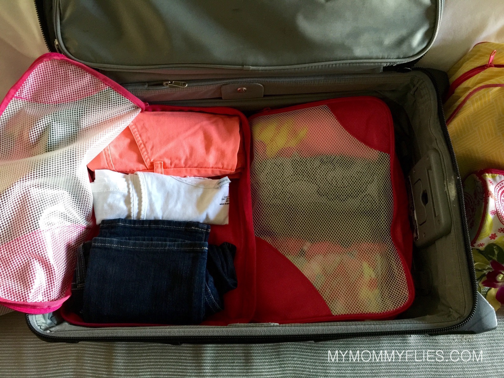 Save Time and Money With Ikea Packing Cubes