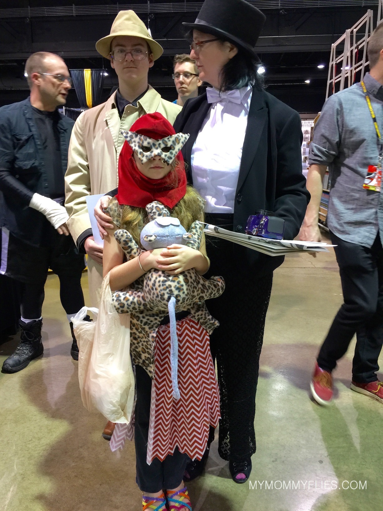 Why Moms Love Comic Con