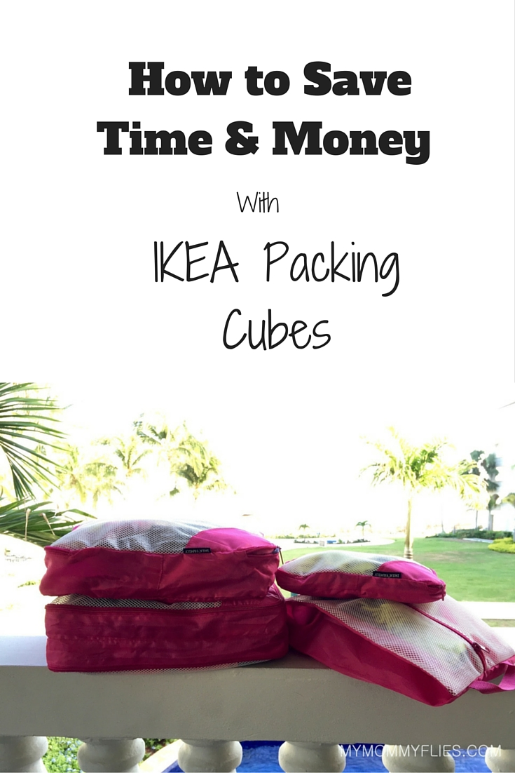 How Save Time and Money With Ikea Packing Cubes