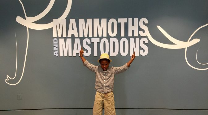 Fernbank Museum: Mammoths and Mastodons