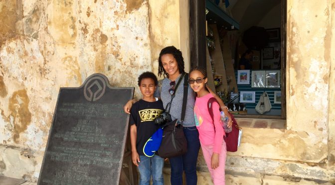 Family Travel to Old San Juan