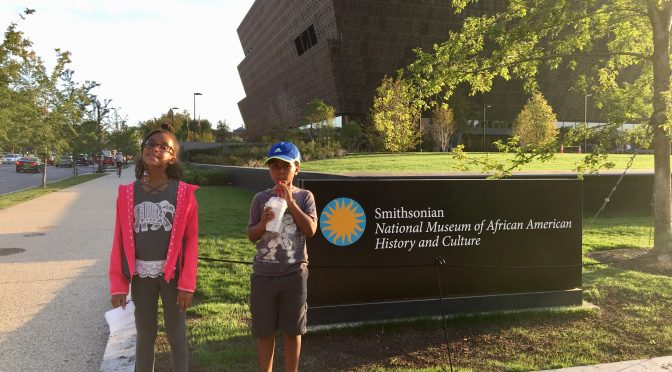 How to Enjoy the NMAAHC With Kids