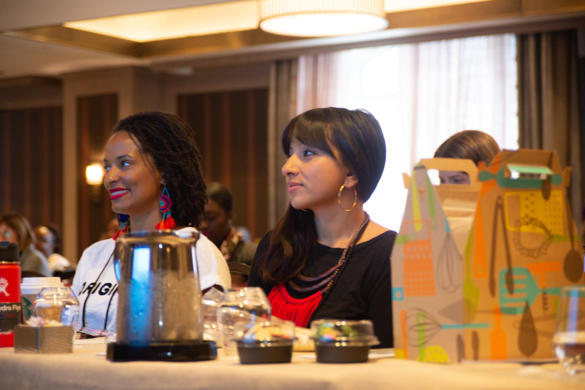 At #WITS18 I met phenomenal women and got reacquainted with bloggers that I first met when I published in 2013. The excitement of being at #WITS18 was equally shared by all.  There's no better place to create partnerships and build your own blogging tribe.
