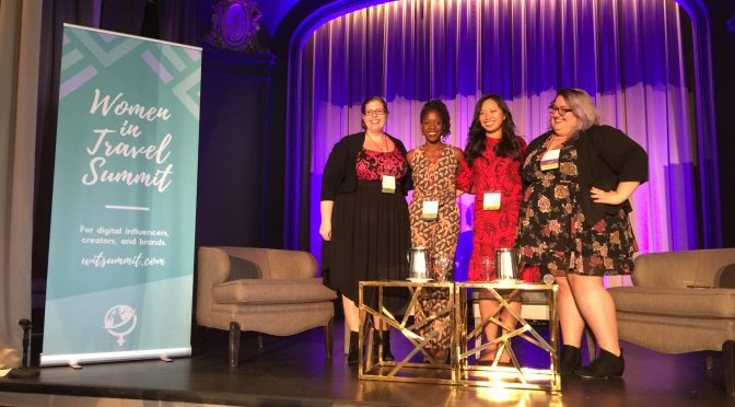 My 5 Biggest Takeaways from the Women In Travel Summit #WITS18